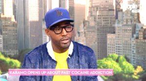 Karamo Brown cocaine