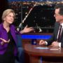 Elizabeth Warren to Colbert: 'What's in the Mueller Report That Nobody Wants Us to See?' — WATCH