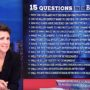 Rachel Maddow Has 15 Questions About Barr's Summary of the Mueller Report: WATCH