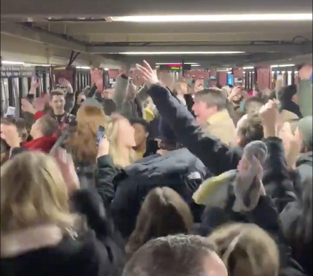 Robyn subway