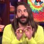 Queer Eye's Jonathan Van Ness Spills on His Naked FaceTime with Antoni and That Time a 'Prince Albert Was Ripped Out' on a First Date: WATCH
