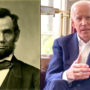 Abraham Lincoln, Joe Biden and the Politics of Touch