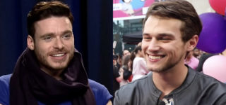 Richard Madden and Brandon Flynn No Longer Living Together After 'Huge' Falling Out