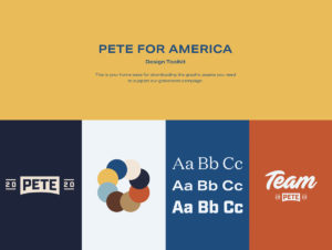 Pete Buttigieg design toolkit