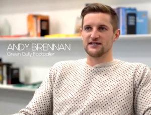 Andy Brennan gay