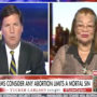 MLK Jr's Homophobe Niece Alveda King Joins White Supremacist Tucker Carlson to Attack Pete Buttigieg: WATCH