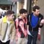 Billy Eichner and the Jonas Brothers Startle Unsuspecting New Yorkers: WATCH