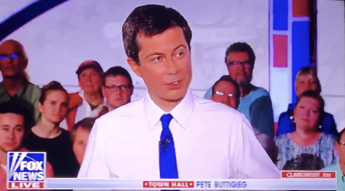 Pete Buttigieg FOX News
