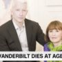 Anderson Cooper Announces His Mother Gloria Vanderbilt's Death at 95 in Moving Eulogy on CNN: WATCH