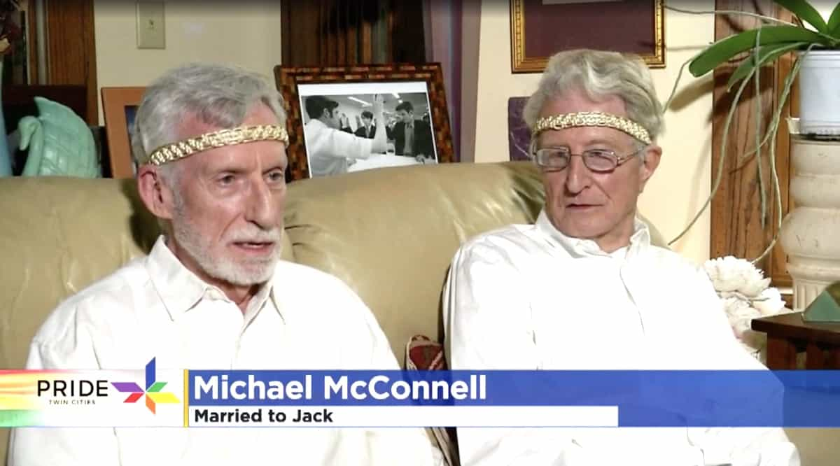 Jack Baker Mike McConnell