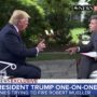 Trump Snaps at George Stephanopoulos Over Obstruction Questioning: 'You're Being a Little Wise Guy' — WATCH
