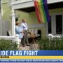 Florida Woman Speaks Out After Being Ordered to Take Down Her LGBTQ Pride Flag: WATCH