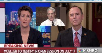 Robert Mueller testify