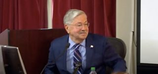 Gay Iowa Official Awarded $1.5 Million in Discrimination Lawsuit Against Former Governor Terry Branstad: WATCH