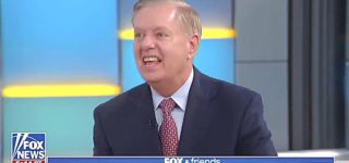 Lindsey Graham Snarls: We All Know That AOC and the Other Congresswomen of Color 'Are a Bunch of Communists' — WATCH