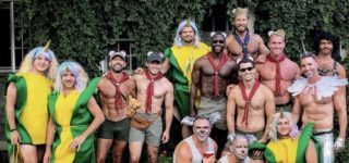 Provincetown Bloomed into an 'Enchanted Forest' for Its 2019 Carnival Celebration: 40+ of Our Favorite Photos and Videos