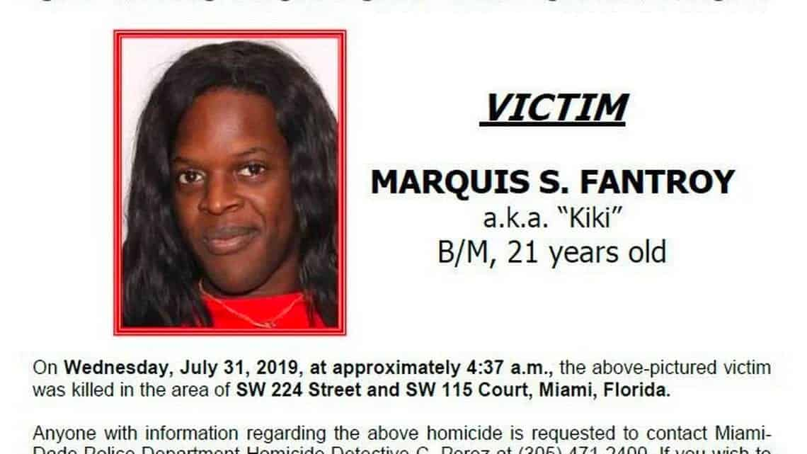 Marquis Fantroy