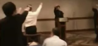 California HS Water Polo Team Gives Nazi Salute, Sings Third Reich Marching Song at Awards Ceremony: WATCH