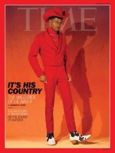 Lil Nas X Time magazine