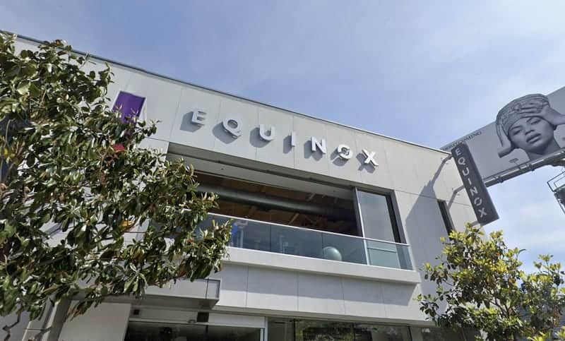 Equinox west hollywood