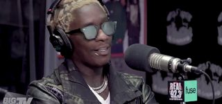 Rapper Young Thug Says He's Not Gay: 'I'm the Straightest Man in the World'