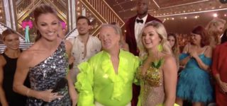 Sean Spicer Makes 'Dancing with the Stars' Debut, Says a Vote for Him is a Vote for Jesus: WATCH
