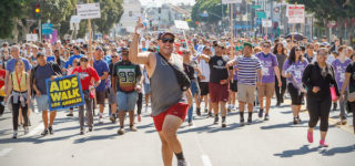 Help End HIV/AIDS In Our Lifetime with AIDS Walk Los Angeles and APLA Health