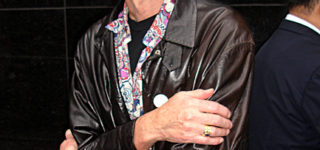 RIP: 'Cars' Frontman Ric Ocasek Found Dead in His Manhattan Townhouse