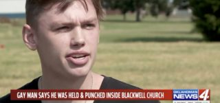 Man Says He Was Held Down, Punched by Church Congregants Trying to 'Pray Away' His Homosexuality: WATCH