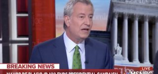 NYC Mayor Bill de Blasio Ending Presidential Campaign: WATCH