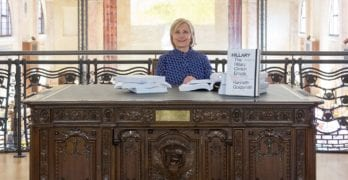 Hillary Clinton emails exhibit