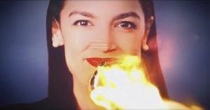 Alexandria Ocasio-Cortez AOC Elizabeth Heng ad