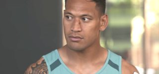Fired Homophobic Rugby Star Israel Folau, Who Said Hell Awaits Gay People, Just Got Picked Up by a New Team