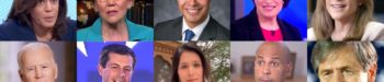 LGBTQ Presidential Forum in Iowa: Biden, Booker, Buttigieg, Castro, Gabbard, Harris, Klobuchar, Sestak, Warren, and Williamson —LIVE VIDEO