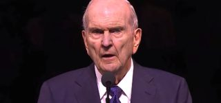 Mormon Leader Reaffirms LDS Church's Opposition to Gay Marriage, Explaining Policy Decisions in Address to BYU Students: WATCH
