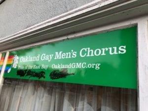 Oakland Gay Men's Chorus