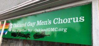 Oakland Gay Men's Chorus Office Vandalized: 'Die Fags Die'