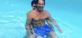 Andrew Rannells and Tuc Watkins Make Their Relationship 'Instagram Official'