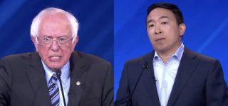 Bernie Sanders and Andrew Yang Will Skip the 2020 Democratic HRC/CNN LGBTQ Town Hall