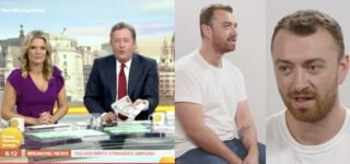 Piers Morgan Rips Sam Smith After 'Brit Awards' Say They May Scrap Gender Categories to Accommodate Nonbinary People: WATCH
