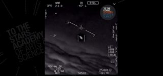 Navy Confirms UFO Videos are Real, But Would Rather Call Them Something Else