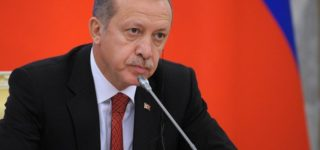 Turkish President Threw Trump's Bonkers 'Don't Be a Tough Guy' Letter in the Trash
