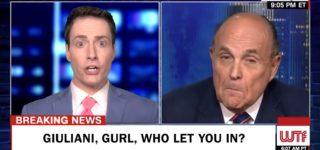 Mamma Mia! Randy Rainbow Unleashes 'ABBA' on Rudy Giuliani: WATCH