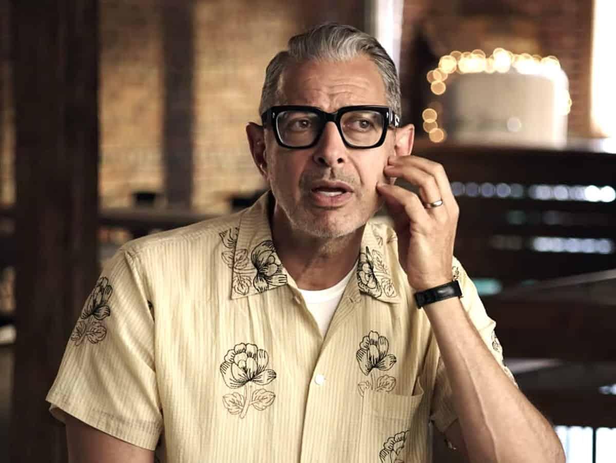 Jeff Goldblum gay brother