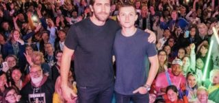 Jake Gyllenhaal Announces He's Marrying Tom Holland