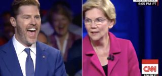 Elizabeth Warren's Snappy Comeback to Marriage Equality Question is Going Viral for All the Right Reasons: WATCH