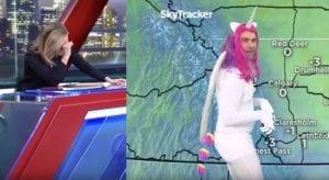 meteorologist unicorn