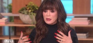 Marie Osmond: 'I Actually Thought I Was Gay' as a Result of Being Sexually Abused — WATCH