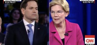 Marco Rubio Rips 'Vulgar, Elitist' Elizabeth Warren for 'Ridiculing Americans with Traditional Values' with Quippy Marriage Equality Clapback