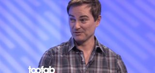 Dawson's Creek's Kerr Smith Reflects on TV's First Gay Kiss: WATCH